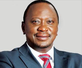 H.E. Mr. Uhuru Kenyatta, President of the Republic of Kenya