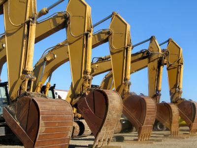machinery equipment construction