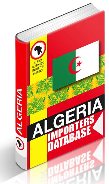 Algeria Importers Database