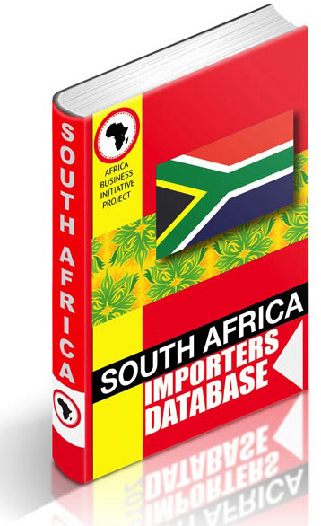 South Africa Importers Database