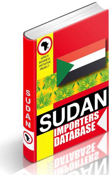 Sudan Importers Database - Reach Buyers in Sudan  Imporers List
