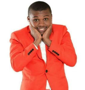 Comedian Chipukeezy