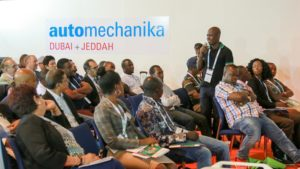 Africa Buyer Seller Meet at Automechanika Dubai