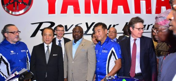 Yamaha Nigeria