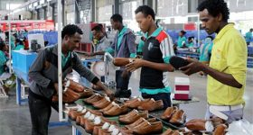 ethiopian footwear manufacturing