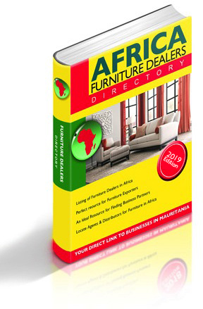 Directory of Furniture Importers in Africa: List of